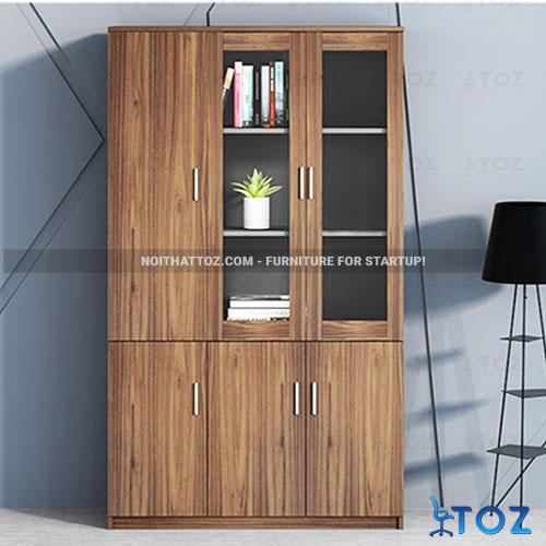 Những mẫu tủ giám đốc đẹp và hiện đại nhất của Nội thất TOZ - 1