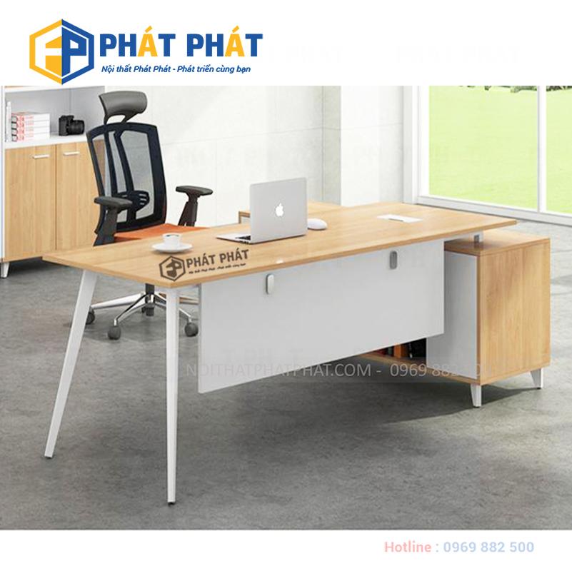 Lựa chọn các mẫu bàn làm việc văn phòng đẹp hiện đại - 1