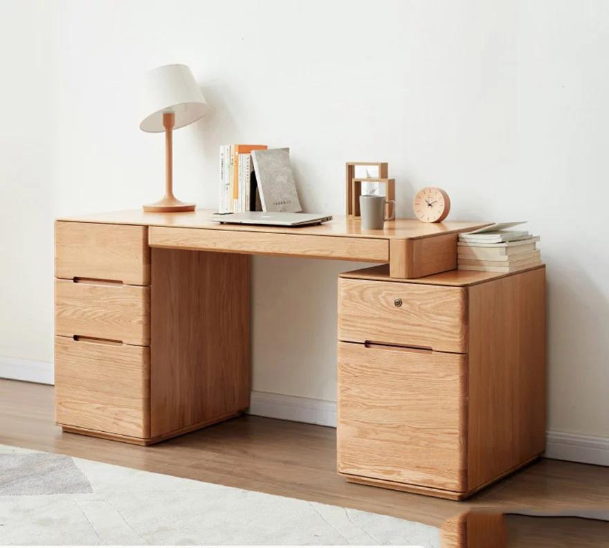 Những mẫu bàn làm việc tại nhà giá rẻ có thiết kế đẹp - 2
