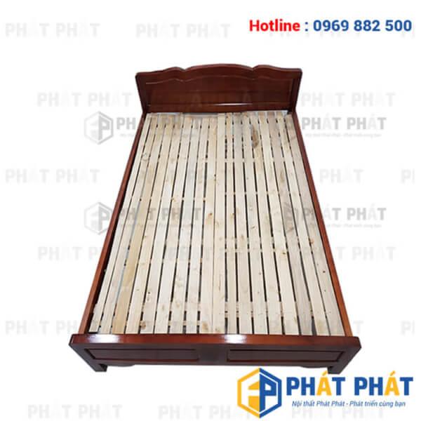Địa chỉ uy tín bán giường gỗ keo tại Hà Nội