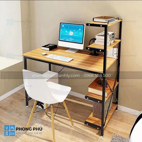 Những bản thiết kế bàn làm việc thông minh, tiện ích hiện nay