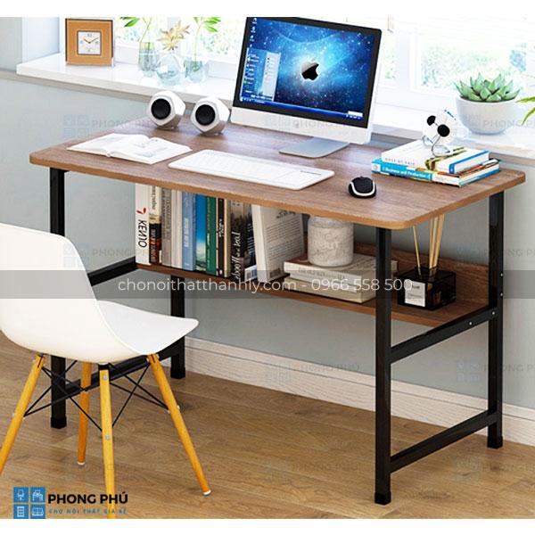 Những mẫu bàn làm việc tại nhà giá rẻ có thiết kế đẹp