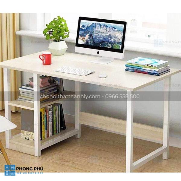 Thiết kế văn phòng với những mẫu bàn làm việc đơn giản