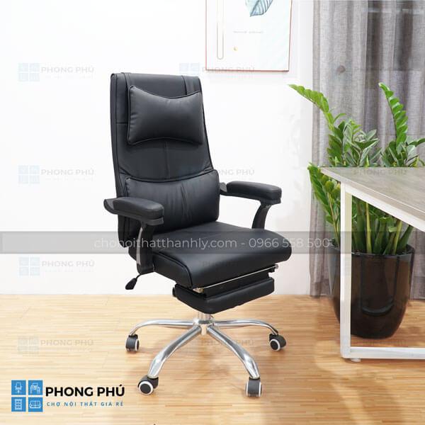 Ghế giám đốc hiện đại   Dòng ghế văn phòng cao cấp - 1