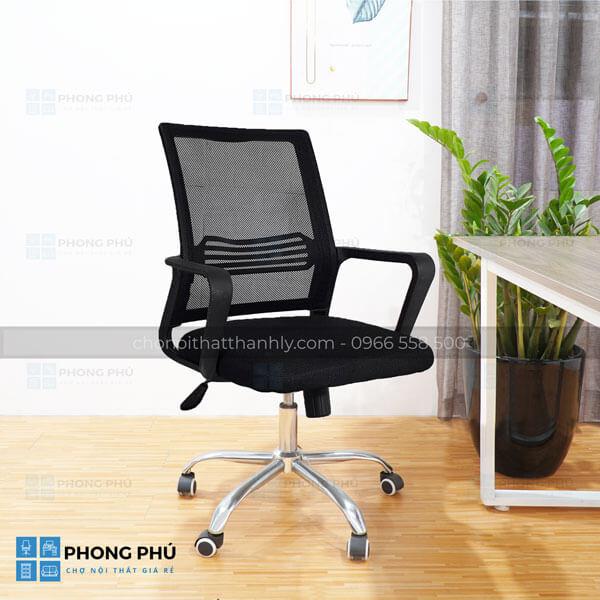 Vì sao nên sử dụng ghế lưới nhân viên cho văn phòng ? - 2