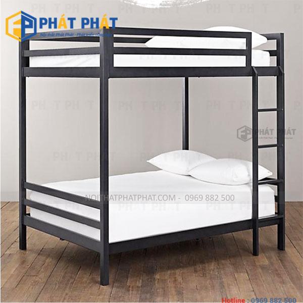 Giường tầng sắt khắc phục những bất cập của những mẫu giường cũ - 2
