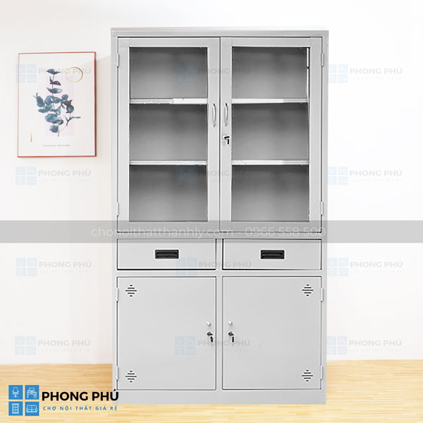 Sử dụng tủ tài liệu giá rẻ trong thiết kế nội thất